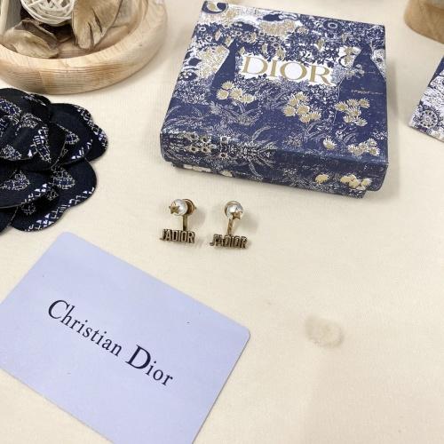 Christian Dior Earrings #881048 $34.00 USD, Wholesale Replica Christian Dior Earrings