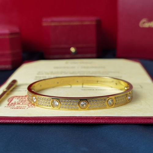 Cartier bracelets #881141 $64.00 USD, Wholesale Replica Cartier bracelets