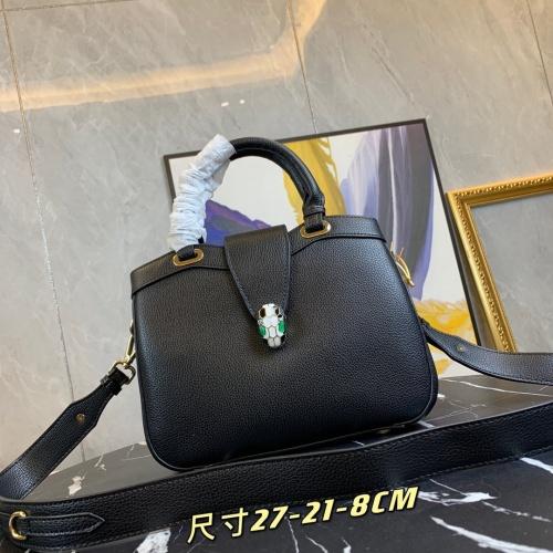 Bvlgari AAA Handbags For Women #881149