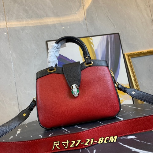 Bvlgari AAA Handbags For Women #881150