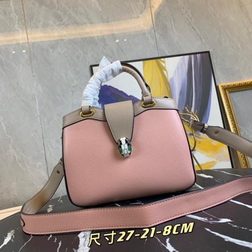 Bvlgari AAA Handbags For Women #881151