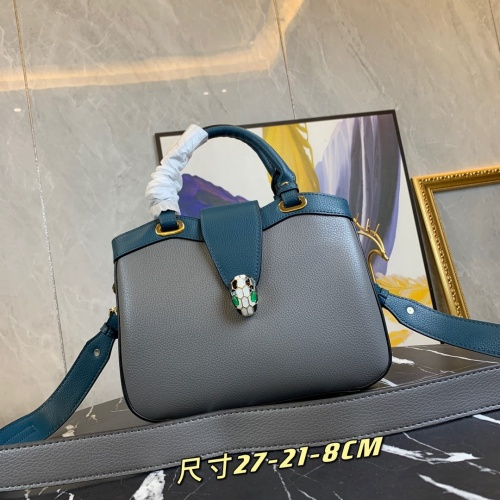 Bvlgari AAA Handbags For Women #881152
