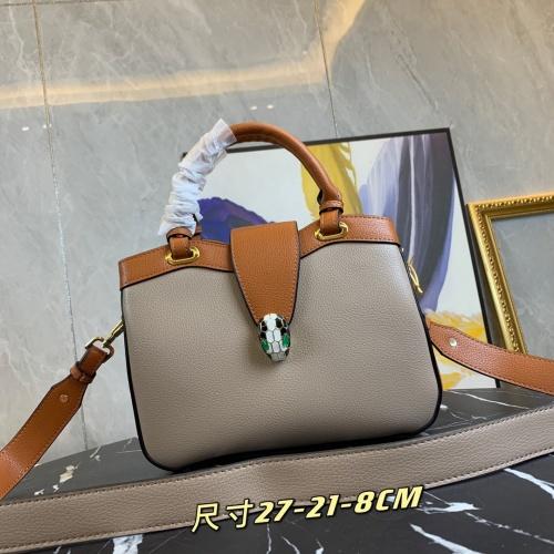 Bvlgari AAA Handbags For Women #881153