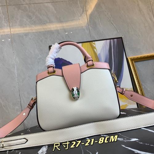 Bvlgari AAA Handbags For Women #881154