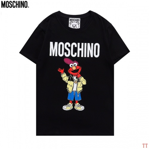 Moschino T-Shirts Short Sleeved For Men #881195