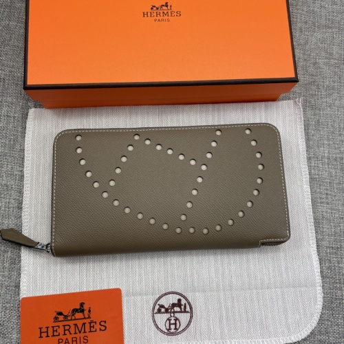 Hermes AAA Quality Wallets For Women #881378