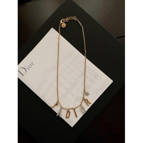 Christian Dior Necklace #881883 $36.00 USD, Wholesale Replica Christian Dior Necklace