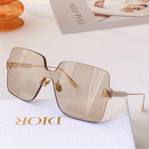 Christian Dior AAA Quality Sunglasses #881963