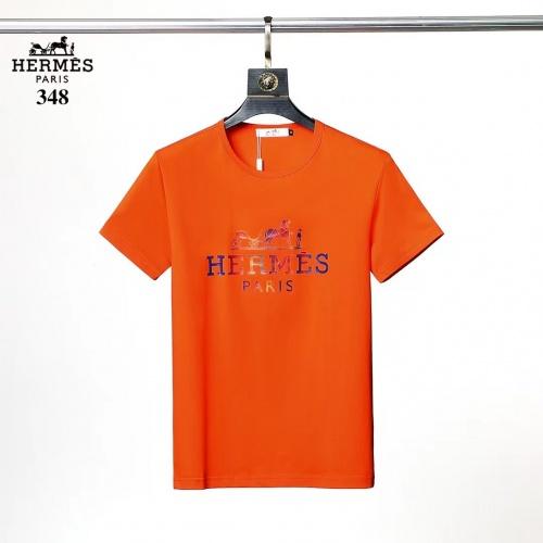 Hermes T-Shirts Short Sleeved For Men #882188