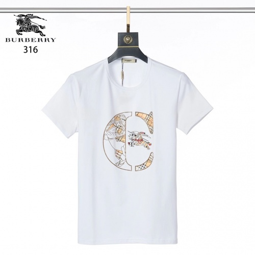 Burberry T-Shirts Short Sleeved For Men #882201