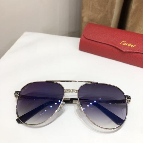 Cartier AAA Quality Sunglasses #882208