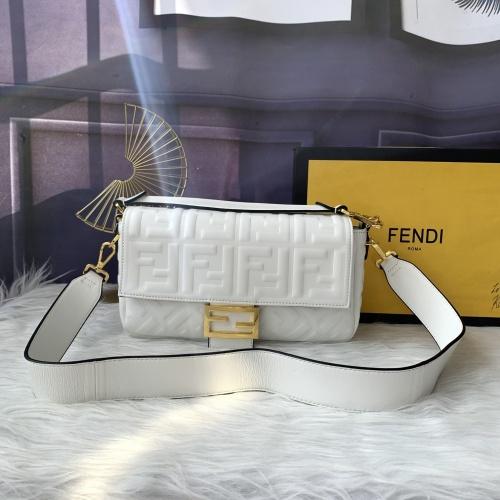 Fendi AAA Messenger Bags For Women #882371