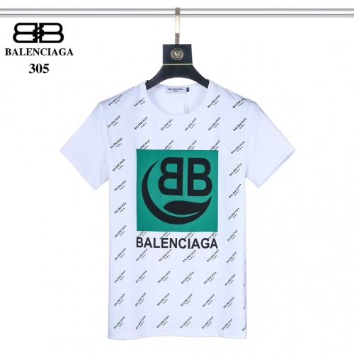 Balenciaga T-Shirts Short Sleeved For Men #882419