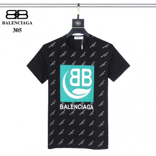 Balenciaga T-Shirts Short Sleeved For Men #882420