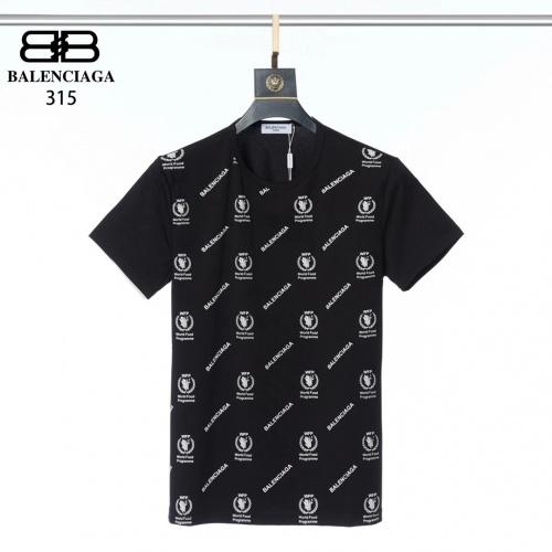 Balenciaga T-Shirts Short Sleeved For Men #882422