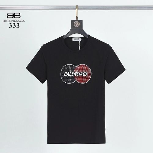 Balenciaga T-Shirts Short Sleeved For Men #882423