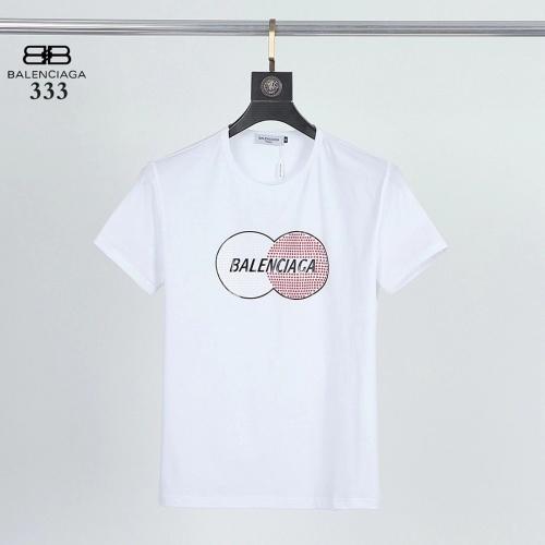 Balenciaga T-Shirts Short Sleeved For Men #882424