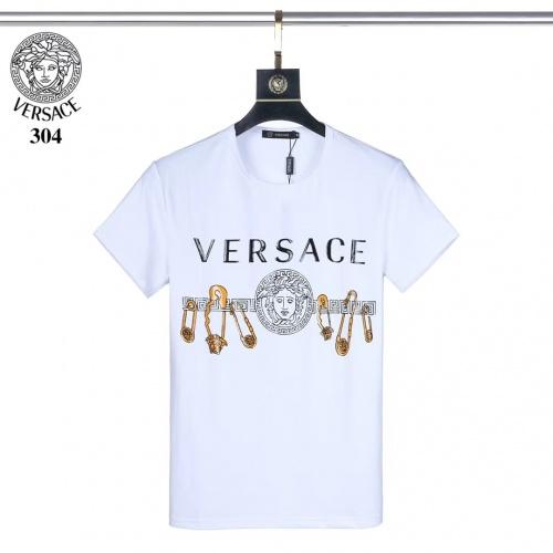 Versace T-Shirts Short Sleeved For Men #882436