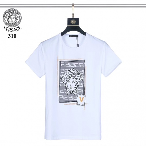 Versace T-Shirts Short Sleeved For Men #882440