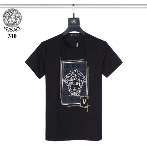 Versace T-Shirts Short Sleeved For Men #882441