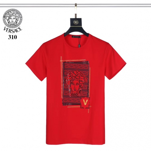 Versace T-Shirts Short Sleeved For Men #882442