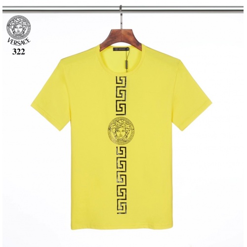 Versace T-Shirts Short Sleeved For Men #882443