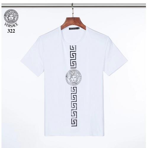 Versace T-Shirts Short Sleeved For Men #882445