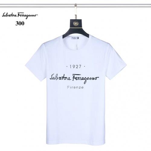 Ferragamo Salvatore FS T-Shirts Short Sleeved For Men #882461