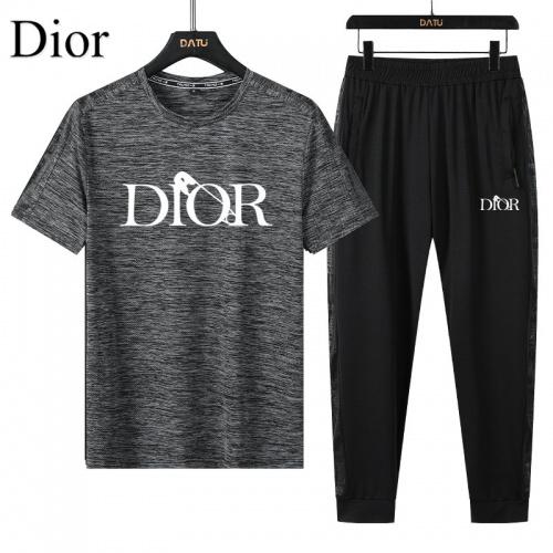 Christian Dior Tracksuits Short Sleeved For Men #882549