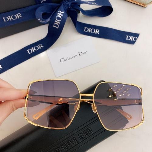 Christian Dior AAA Quality Sunglasses #882666