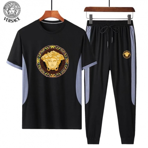 Versace Tracksuits Short Sleeved For Men #882828