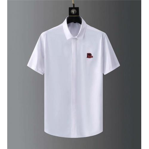 Christian Dior T-Shirts Short Sleeved For Men #882945