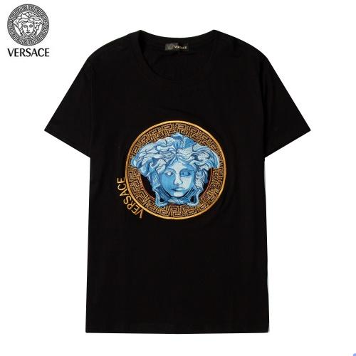 Versace T-Shirts Short Sleeved For Men #883112