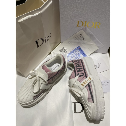 Christian Dior Casual Shoes For Women #883290