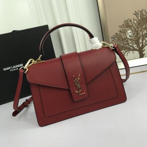 Yves Saint Laurent YSL AAA Messenger Bags For Women #883331