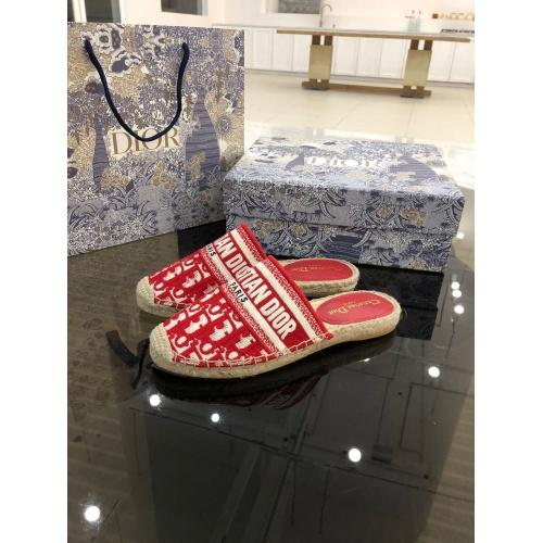 Christian Dior Slippers For Women #883451