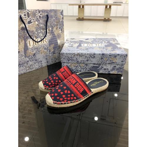 Christian Dior Slippers For Women #883453