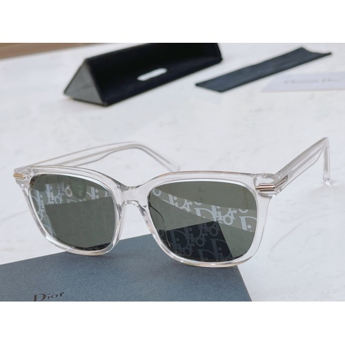 Christian Dior AAA Quality Sunglasses #883458