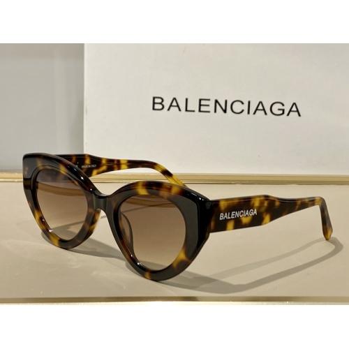 Balenciaga AAA Quality Sunglasses #883516
