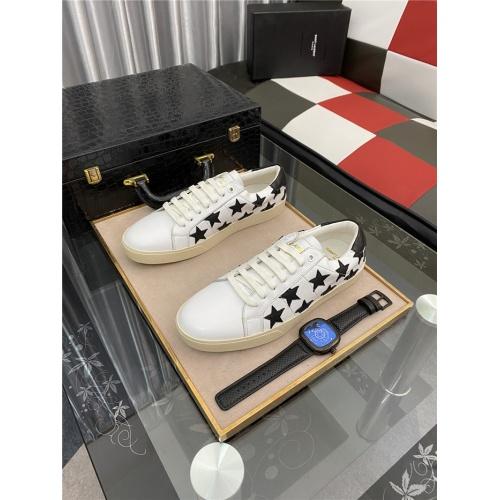 Yves Saint Laurent Casual Shoes For Men #883651
