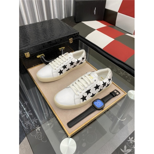 Yves Saint Laurent Casual Shoes For Women #883669