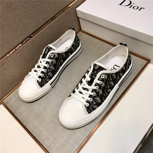 Christian Dior Casual Shoes For Men #884043