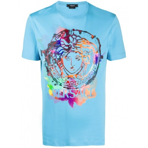 Versace T-Shirts Short Sleeved For Unisex #884094