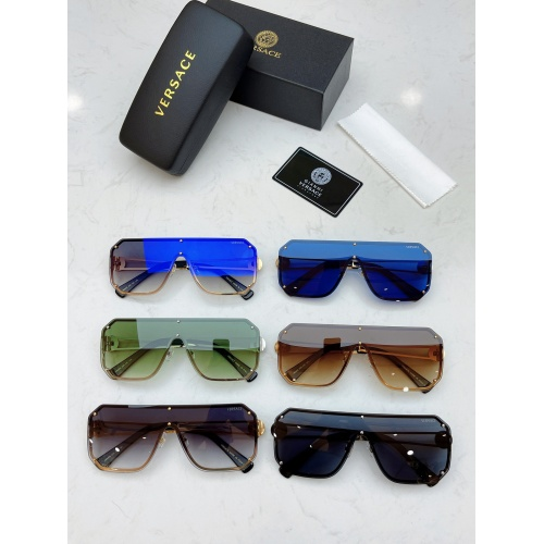 Replica Versace AAA Quality Sunglasses #884233 $48.00 USD for Wholesale