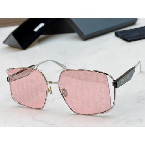 Christian Dior AAA Quality Sunglasses #884242