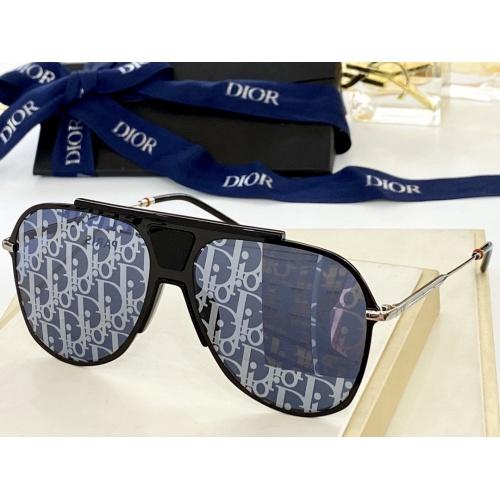 Christian Dior AAA Quality Sunglasses #884316
