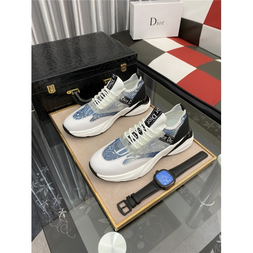 Christian Dior Casual Shoes For Men #884348