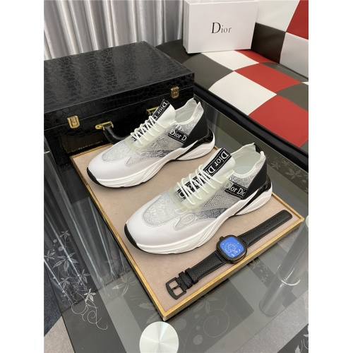 Christian Dior Casual Shoes For Men #884349