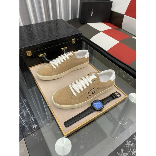 Yves Saint Laurent Casual Shoes For Women #884369