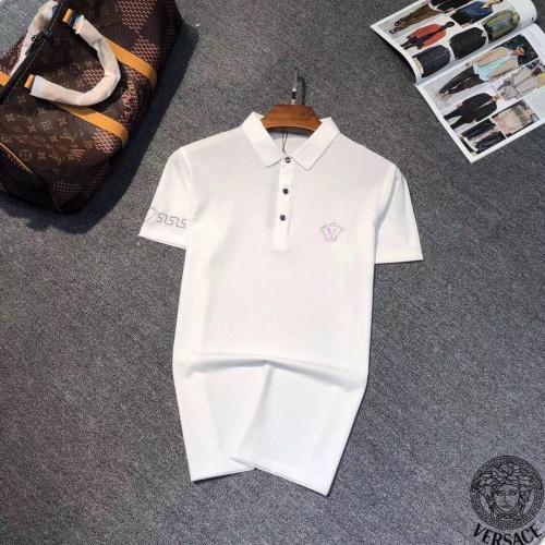 Versace T-Shirts Short Sleeved For Men #884467